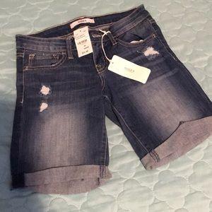 NWT Klique B Shorts